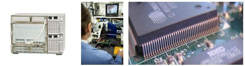 HP VME CCA Repair inspection